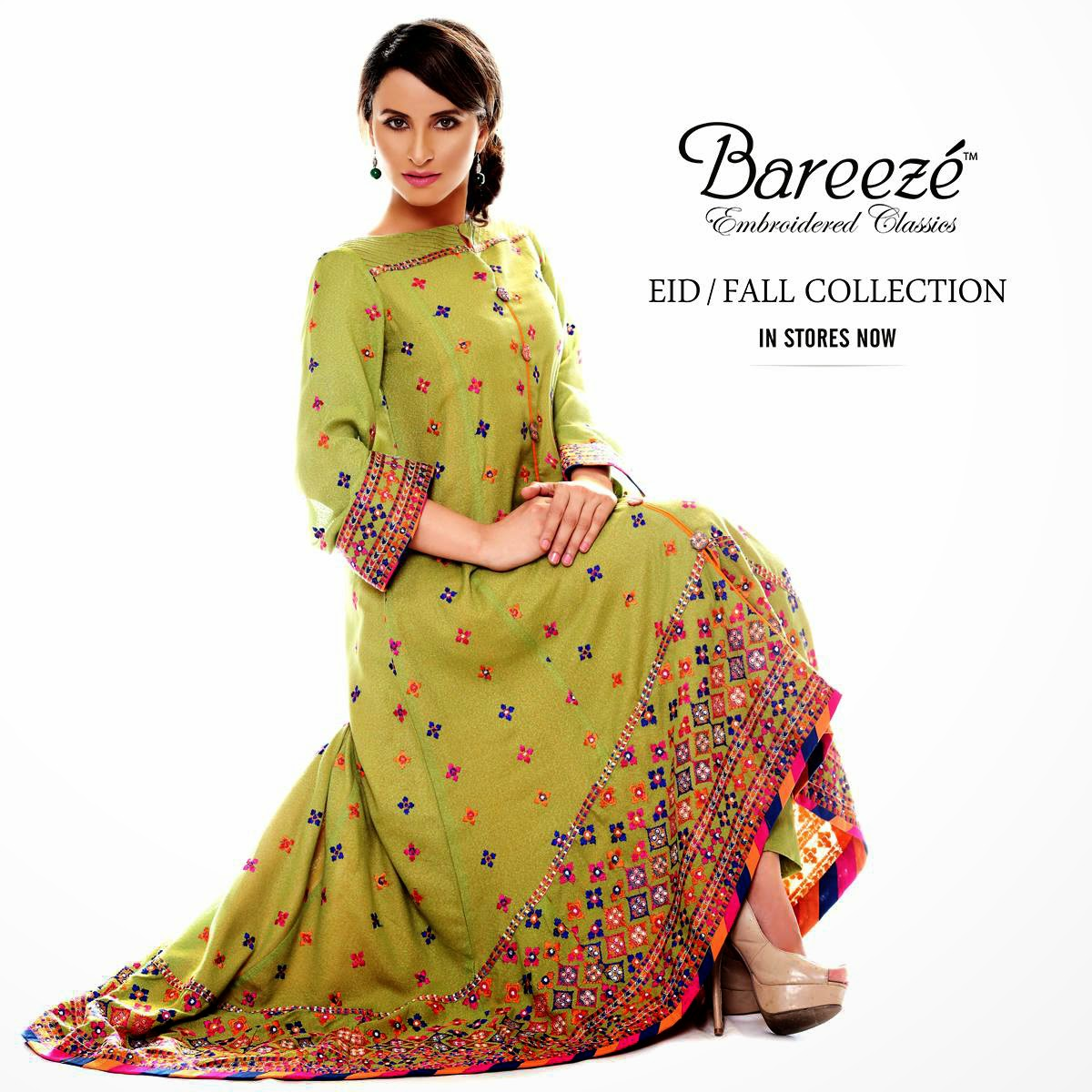 This Bareeze collection will be a complete and distinguished choice of you  for these Bareeze Eid dresses and coming fall winter season 2013. 584371c9e1d79