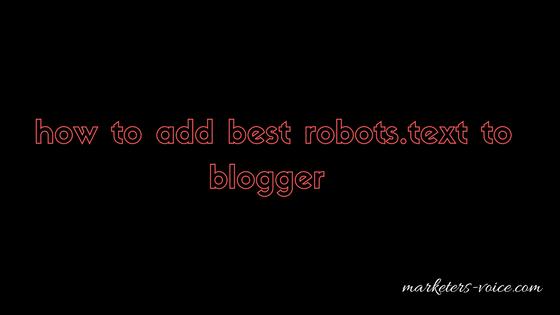 ما هو ملف robots.txt