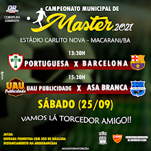 Campeonato Municipal de Master de Macarani 2021