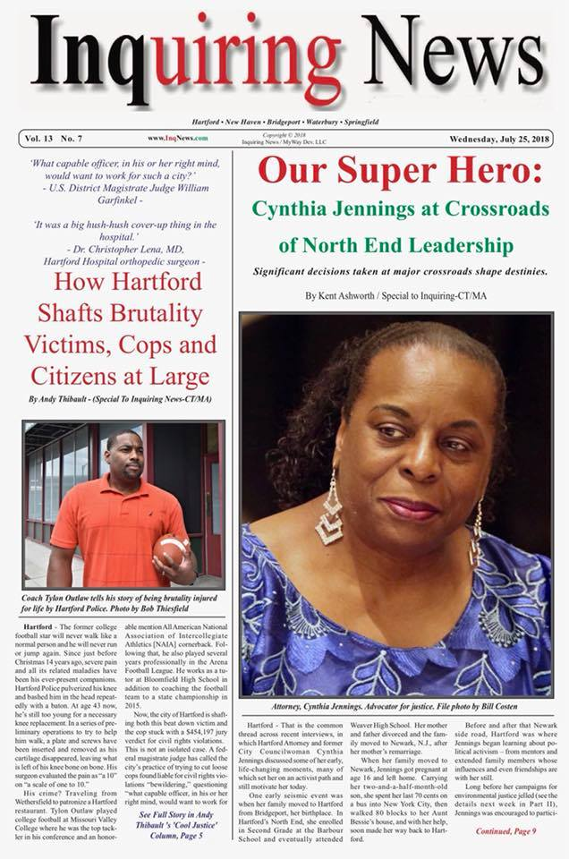 The Cool Justice Report: [Re-Up] COOL JUSTICE: How Hartford