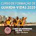 Corpo de Bombeiros Militar anuncia Curso de Formação de guarda-vidas 2020