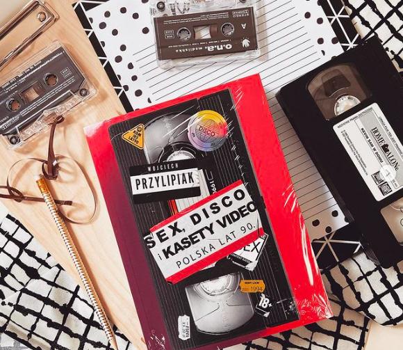Sex, disco i kasety video. Polska lat 90 - Wojciech Przylipiak