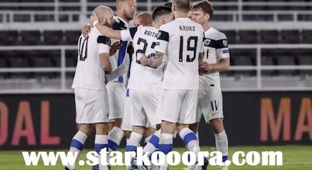 موعد مباراة فنلندا وكازاخستان في تصفيات كأس العالم أوروبا والقنوات الناقلة