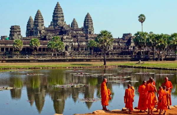 Tourist places in Siem Reap