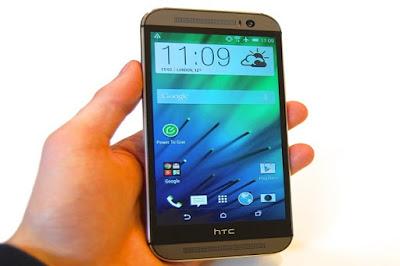 Dịch vụ thay mặt kính HTC One m8 chính hãng tại TP. HCM