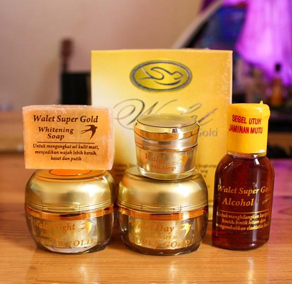 Walet Super Gold 24K Premium Gold