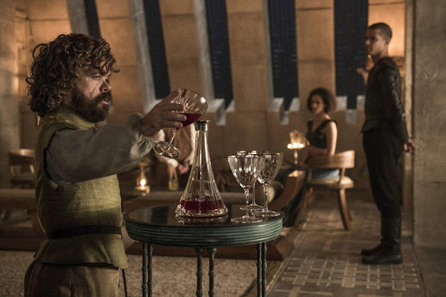 "Vino ""Game of Thrones"""