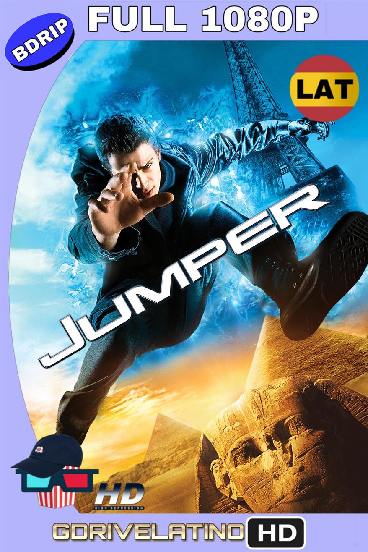 Jumper (2008) BDRip FULL 1080p (Latino – Inglés) MKV