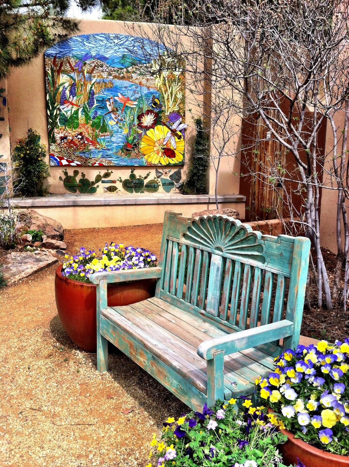 Art garden diva rio grande botanical gardens albuquerque nm for Innendekoration munsingen