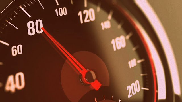 إختبار سرعة الانترنت