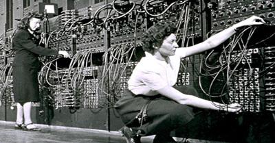 প্রথম ইলেকট্রনিক ডিজিটাল কম্পিউটার