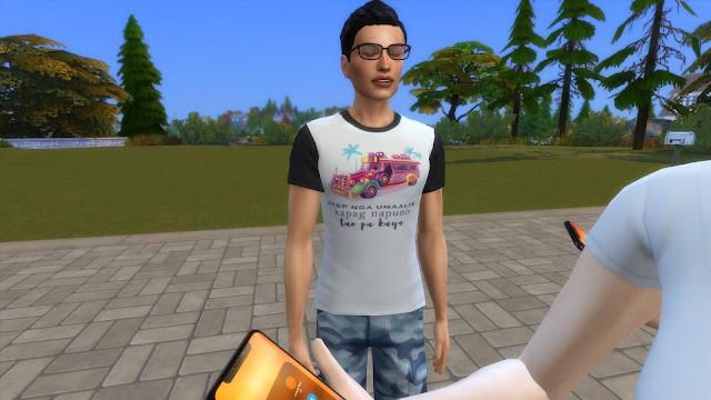 Sims 4 Pinoy Stuff Pack Hugot Merchandise