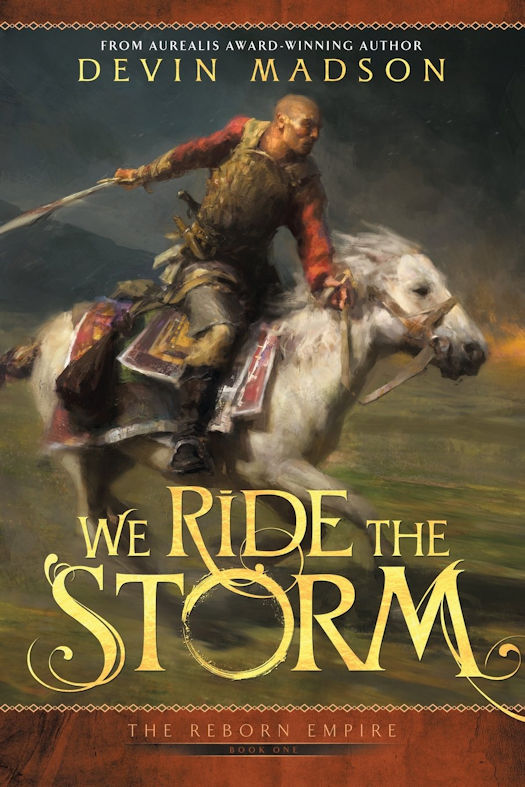SPFBO Finalist Review: We Ride the Storm by Devin Madson