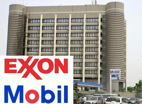 BREAKING News: ExxonMobil Office Shut as Workers Protest Attempt to Sack More Than 100 Staff in Lagos