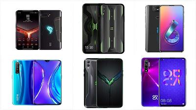 6 Smartphone Gaming Pilihan Terbaik
