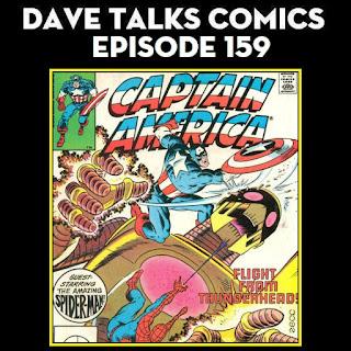 Dave Talks Comics Dtc 159 Captain America 1981 1984 Part 2