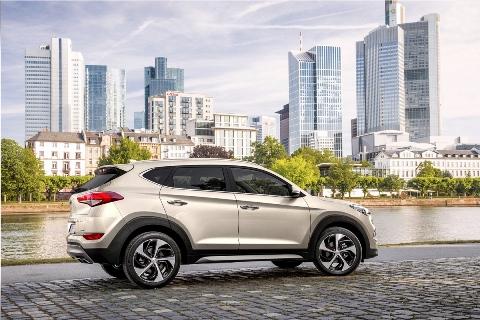 Nuovo motore 1.7 diesel da 141 CV per la Hyundai Tucson: prestazioni e consumi