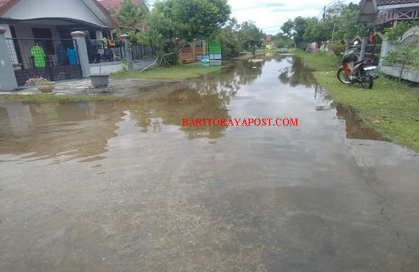 Tidak Maksimalnya Fungsi Drainase Kota Palangka Raya, Sebabkan Banjir Di Musim Hujan
