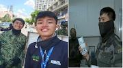 Good Karma is real! Pulis na nagbigay ng $100 sa sinitang food delivery rider, siya namang nabiyayaan ng 100K mula sa isang netizen