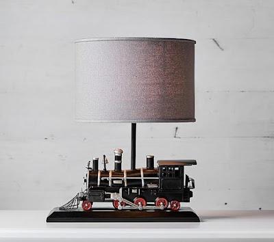 Express Train Lamp