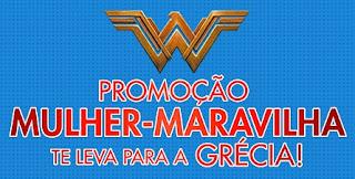 Cadastrar Promoção Saraiva 2017 Mulher Maravilha Viagem Grécia