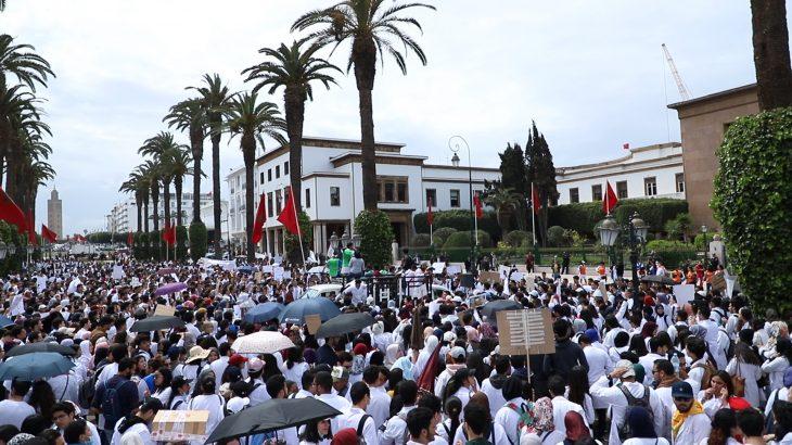L'OEMDH appelle le gouvernement à respecter le mouvement des étudiants en médecine