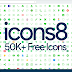 Icons8, Cukup Download Aplikasi ini Bisa Dapat Ribuan Icon Sekaligus