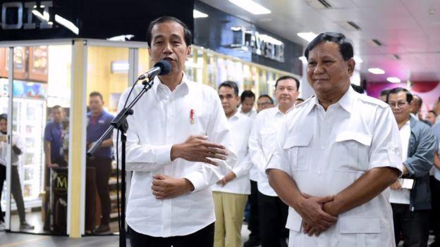 Prabowo akan Hadiri Acara Pidato Jokowi Visi Indonesia