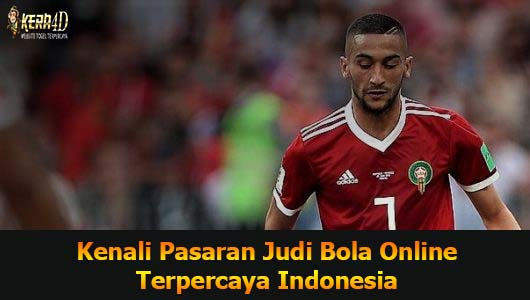Kenali Pasaran Judi Bola Online Terpercaya Indonesia
