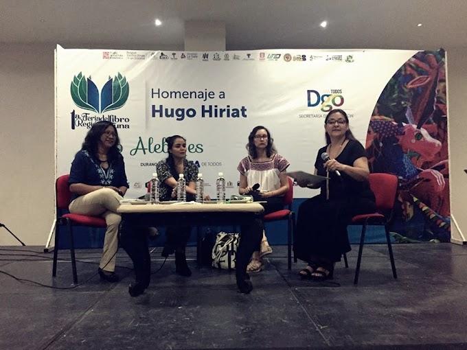 Primera Feria del Libro Región Laguna, 4-9 de noviembre de 2019. Instalaciones de la Expo Feria Gómez Palacio, Durango.
