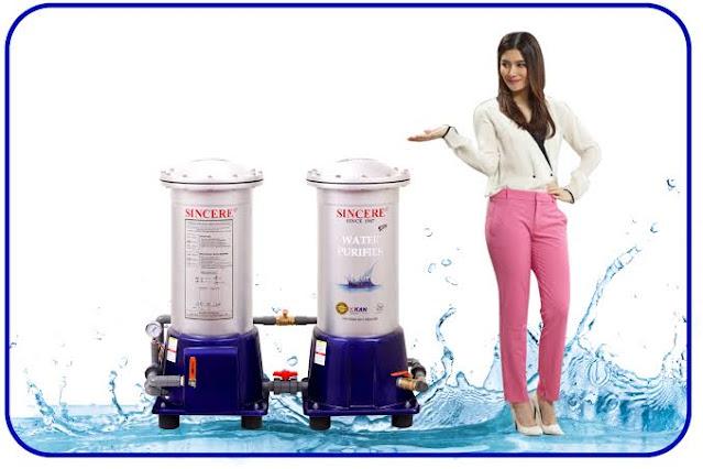 Dapatkan Air Bersih dengan Alat Penyaringan Air