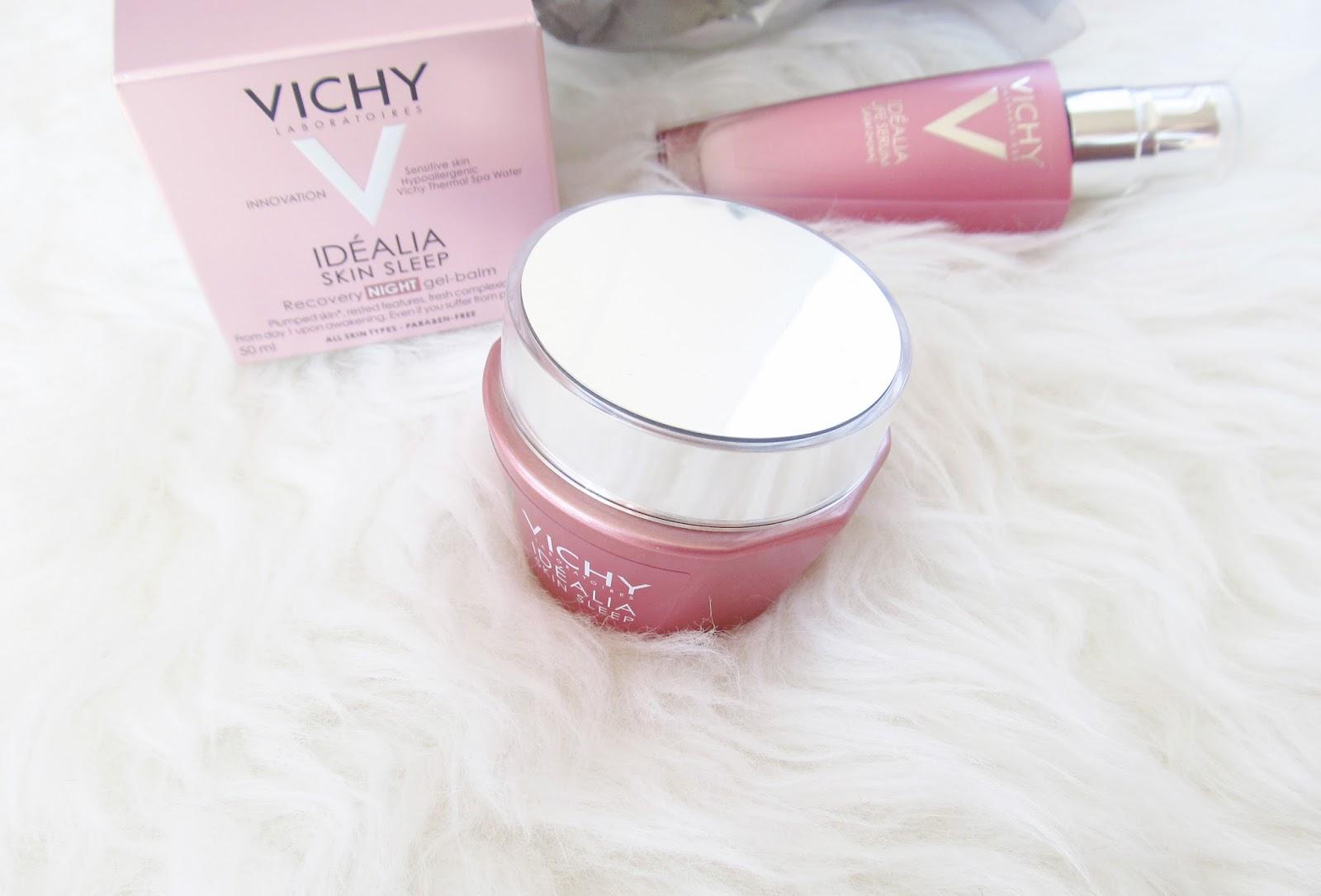 Health & Beauty Efficient IdÉalia Idéalia Skin Sleep Night-repair-balm In Gel 50 Ml