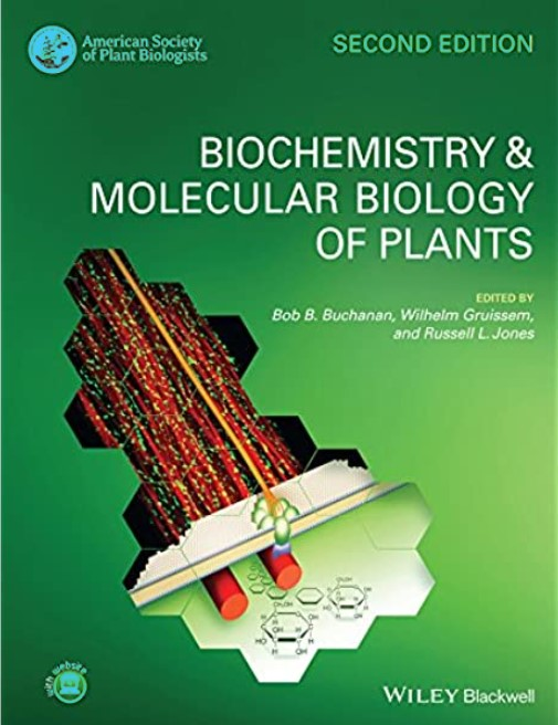 Biochemistry and Molecular Biology of Plants, 2nd Edition in pdf