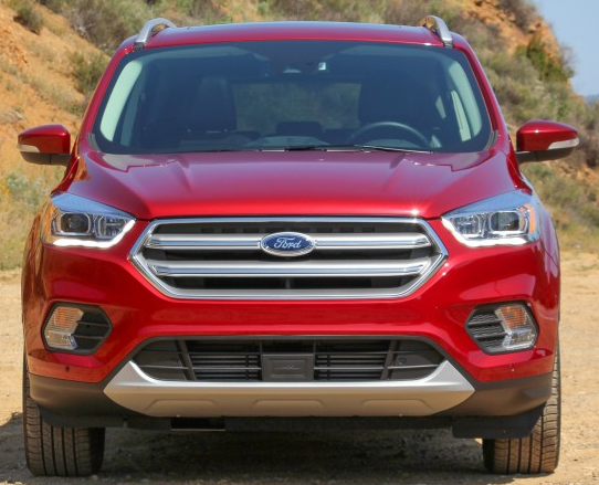 Ford Escape 2017 Release