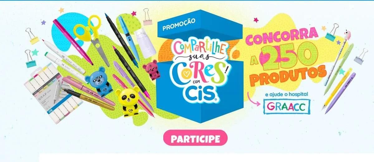 Promoção CiS 2020 Volta às Aulas 250 Prêmios