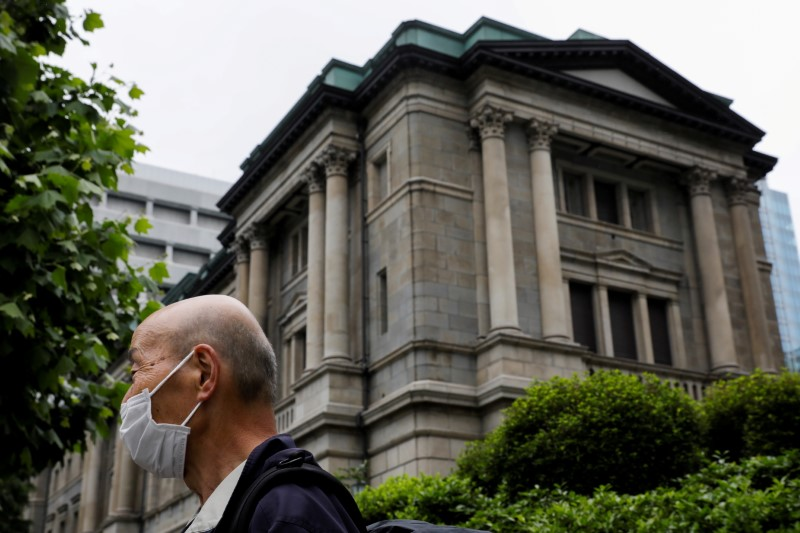 BOJ Dapat Perpanjang Stimulus dan Skema Bantuan Pandemi
