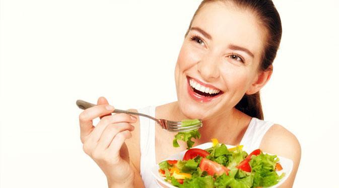 Image result for makan sayuran