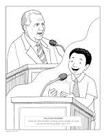 Arizona Forever: Teaching: Praise to the Man Hymn 27