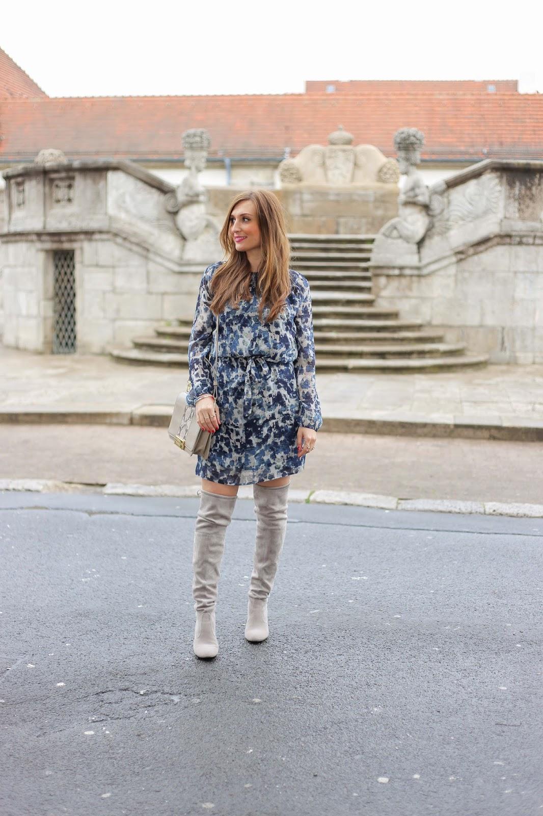 StreetOne – Streetone Kleid - Fashionstylebyjohanna - Blogger im Kleid - Streetstyle - Blogger im Karokleid - Fashionblogger aus Deutschland - Deutsche Fashionblogger – Fashionblog – Blogger Streetstylelook