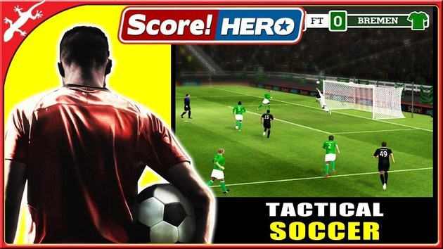 Download Score Hero Mod Apk Unlocked Game