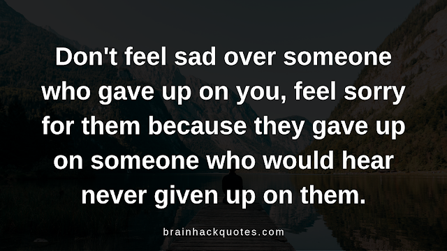 Moving On Quotes - Brain Hack Quotes