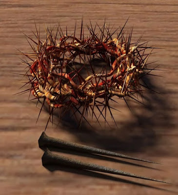 Part of the curse after Adam sinned was that the ground would produce thorns. At the Crucifixion, Jesus wore a crown of thorns. Learn about the connection.