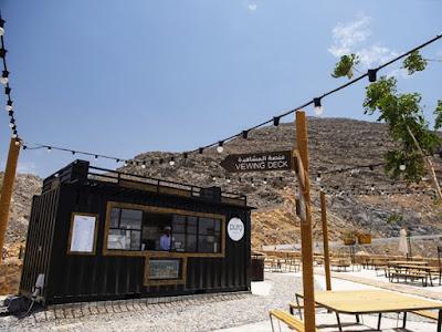 Viewing Deck - Jebal Jais - Peak Mountain