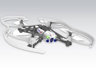 Dron Parrot Airborne Cargo Mars z Biedronki