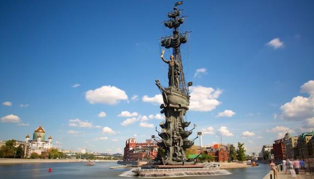 Ini Dia Enam Monumen Paling Menakjubkan Yang Ada Di Seluruh Dunia