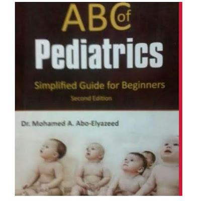 كتاب ABC of pediatrics