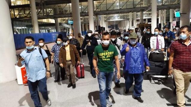 Ratusan Kader Demokrat Akan ke Bandara Kualanamu Minta Moeldoko Pulang