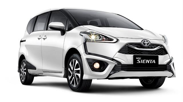 Keunggulan Toyota Sienta