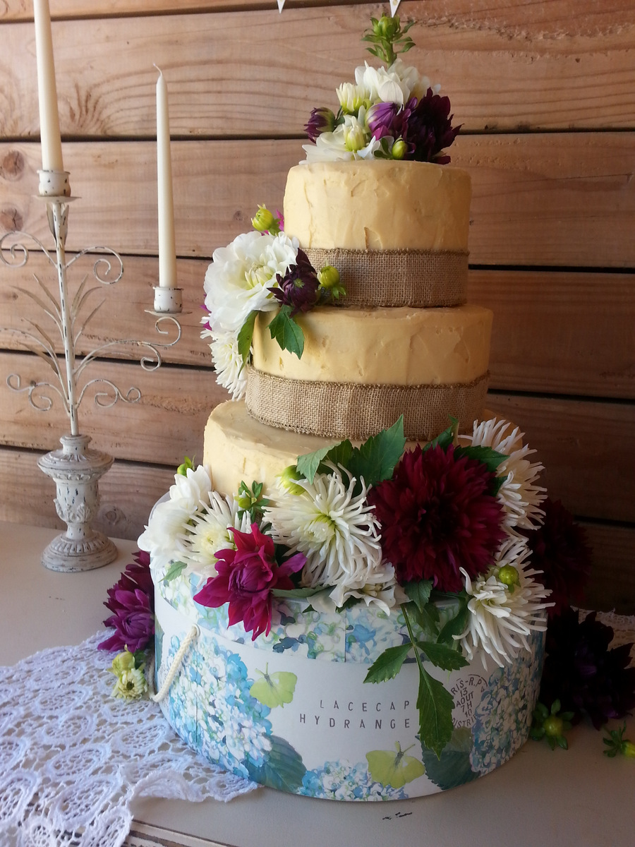 Wedding Cake Builder