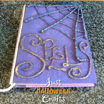 Book of magical spells every witch and wizard needs one!